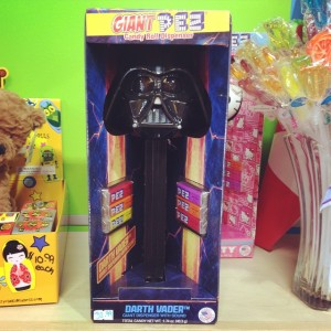 GIANT Darth Vader Pez! Limited - only one left!!